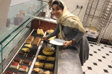 [REPORTAGE] Ils ouvrent la première boulangerie française d'Iran