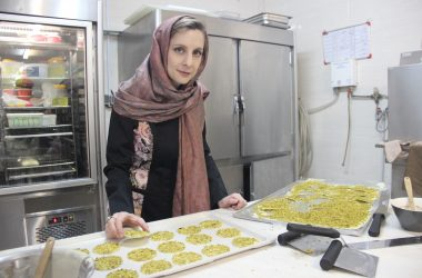 [REPORTAGE] Un macaron chez les Perses