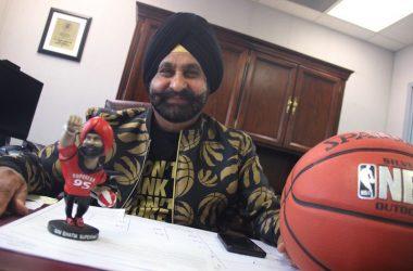 Rencontre avec Nav Bhatia, « superfan » le plus emblématique des Raptors