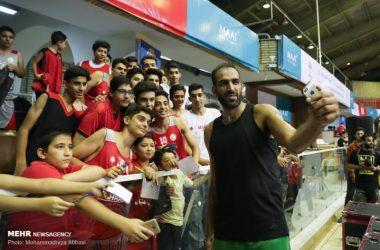 L'Iran veut poursuivre sa percée dans le basket mondial